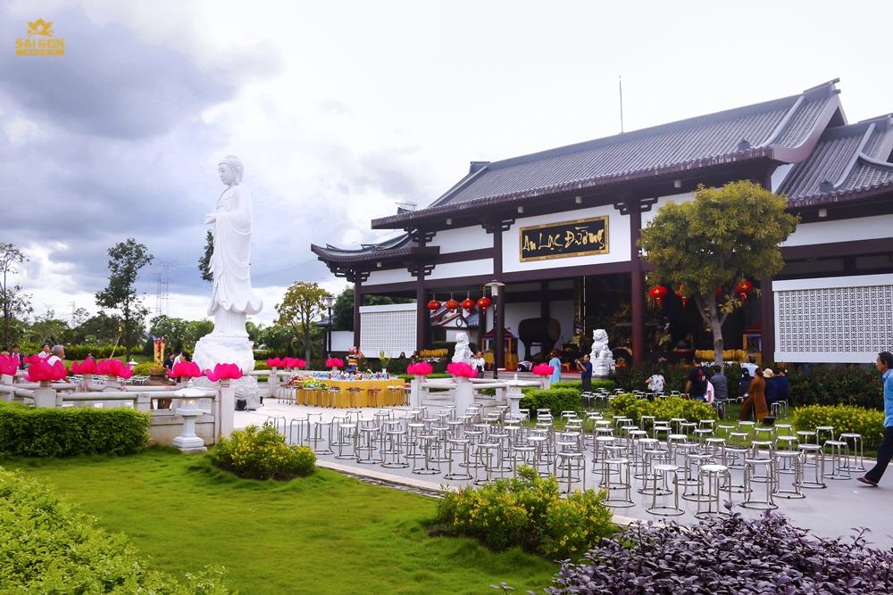 Sài Gòn Thiên Phúc Tổ Chức Đại Lễ Vu Lan Báo Hiếu 2019